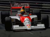 Photos of McLaren Honda MP4-5B 1990
