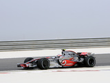 Photos of McLaren Mercedes-Benz MP4-23 2008