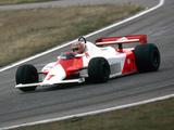 Photos of McLaren MP4-1 1981