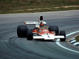 Pictures of McLaren M23 1973
