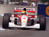 Pictures of McLaren Ford MP4-8 1993