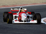 Pictures of McLaren Mercedes-Benz MP4-10 1995