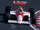 McLaren Honda MP4-4 1988 wallpapers