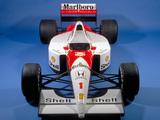 McLaren Honda MP4-6 1991 wallpapers