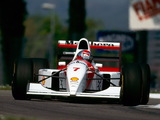 McLaren Ford MP4-8 1993 wallpapers