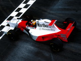 McLaren Mercedes-Benz MP4-10 1995 wallpapers