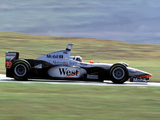 McLaren Mercedes-Benz MP4-12 1997 wallpapers