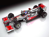 McLaren Mercedes-Benz MP4-25 2010 wallpapers