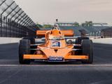 Images of McLaren M16C Indy 500 Race Car 1973–74