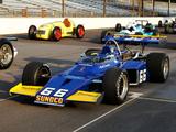 Pictures of McLaren M16 Indy 500 1972
