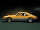 Pictures of McLaren M81 Mustang 1980
