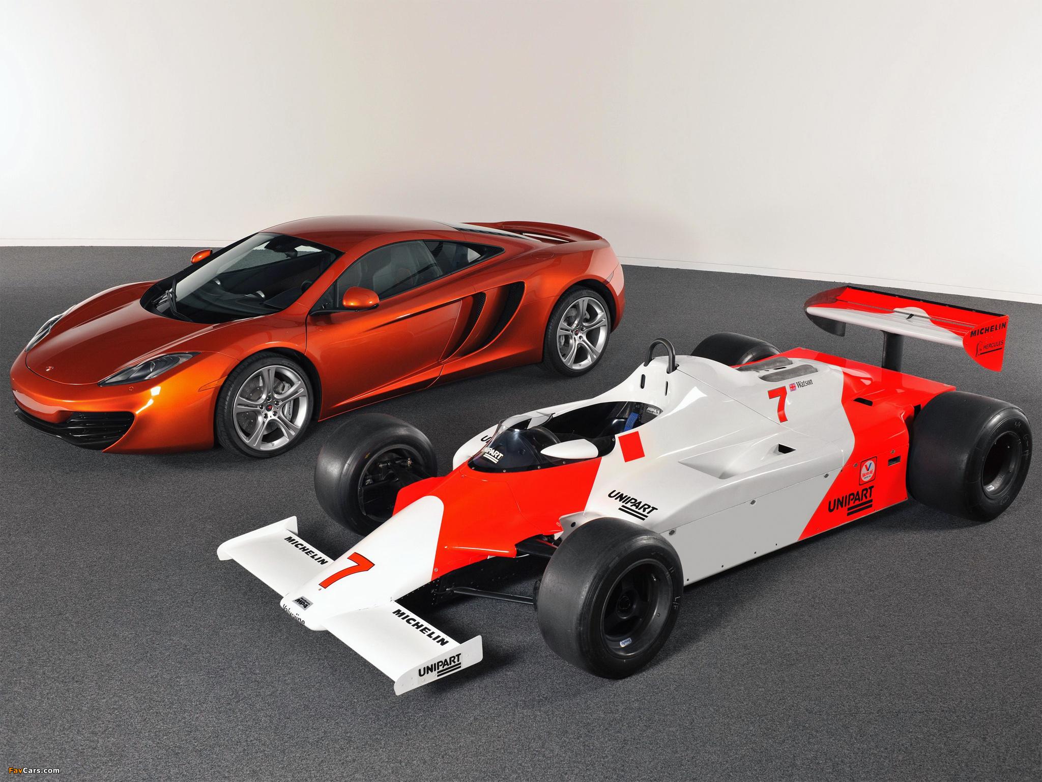 McLaren wallpapers (2048 x 1536)