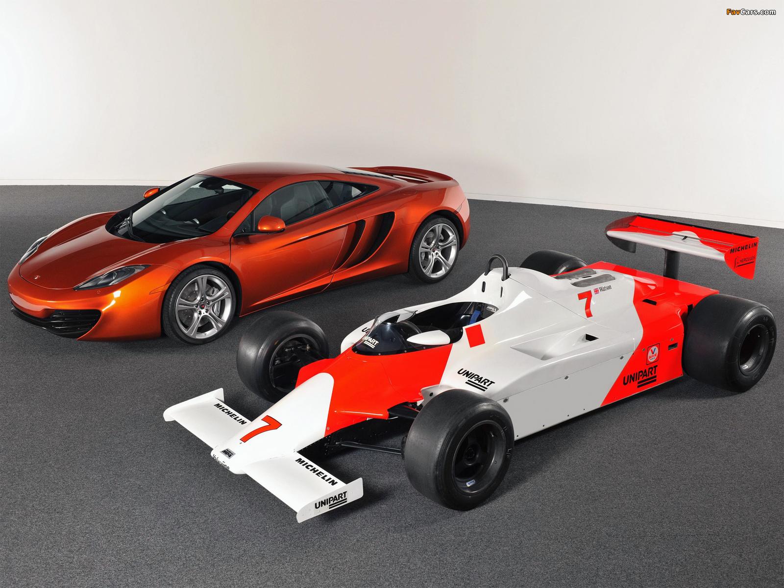 McLaren wallpapers (1600 x 1200)