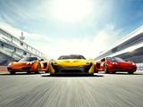 Photos of McLaren