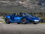 Images of McLaren MP4-12C Spyder 2012–14