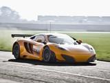 McLaren MP4-12C GT3 2011 images