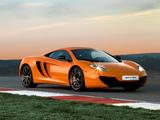 McLaren MP4-12C 2011–14 images