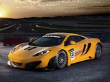 McLaren MP4-12C GT3 2011 images