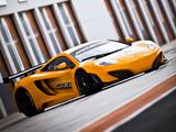 McLaren MP4-12C GT3 2011 wallpapers