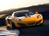 McLaren MP4-12C GT3 2011 wallpapers