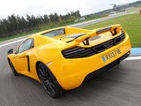McLaren MP4-12C Spyder 2012–14 images