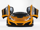 McLaren MP4-12C GT3 Can-Am Edition Concept 2012 wallpapers