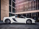 Gemballa GT Spyder 2013 pictures