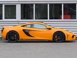 FAB Design McLaren MP4-12C Chimera 2013 wallpapers