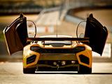Photos of McLaren MP4-12C GT3 2011