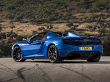 Photos of McLaren MP4-12C Spyder 2012–14