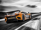 Photos of McLaren MP4-12C GT3 Can-Am Edition Concept 2012