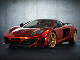 Mansory McLaren MP4-12C 2012 wallpapers