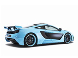 Hamann memoR Blue Edition 2013 wallpapers