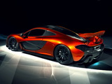 Images of McLaren P1 Concept 2012