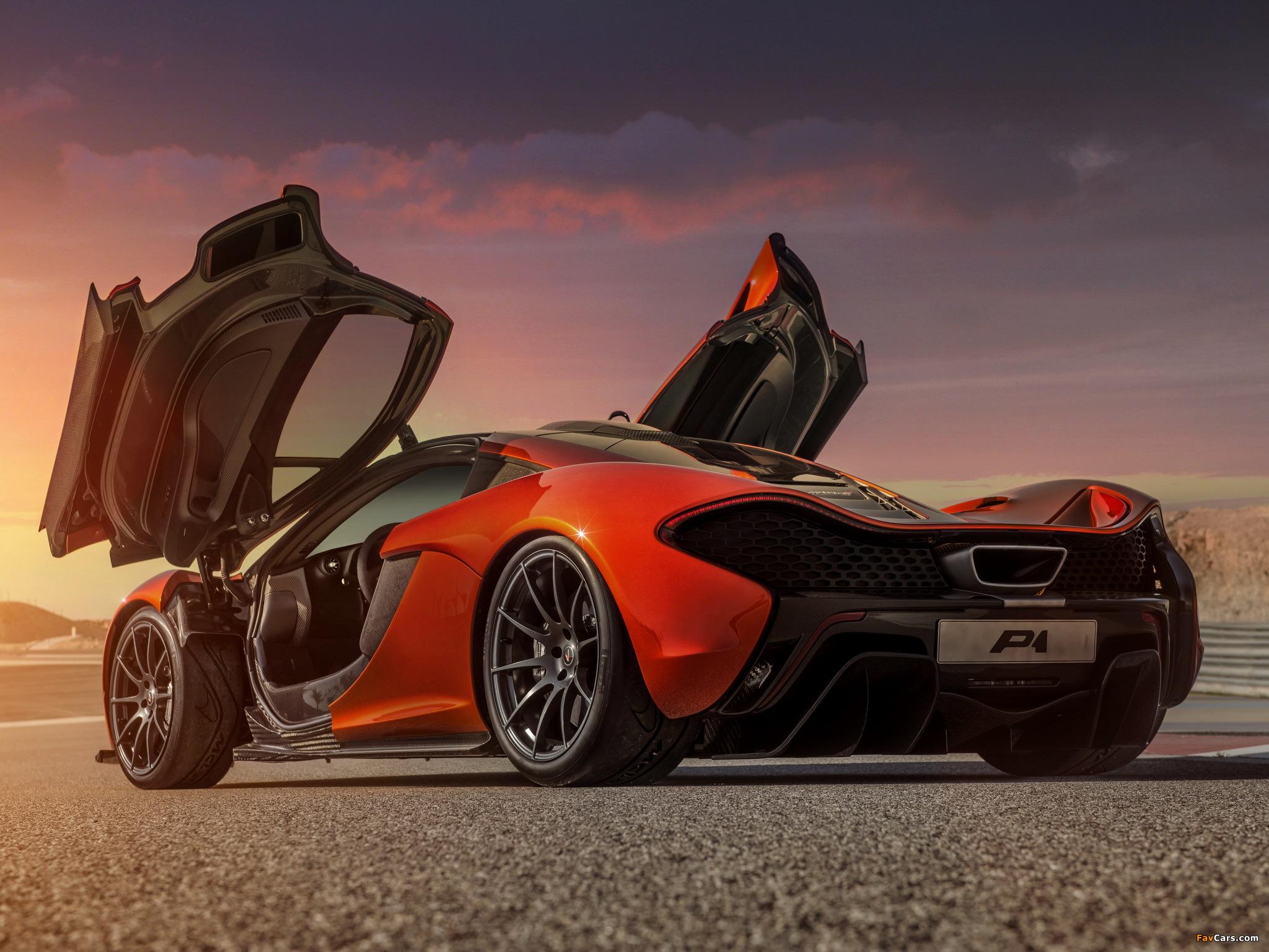 McLaren без смс