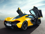 Photos of McLaren P1 2013