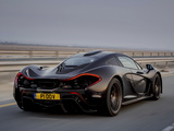 Pictures of McLaren P1 2013