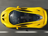 McLaren P1 2013 wallpapers