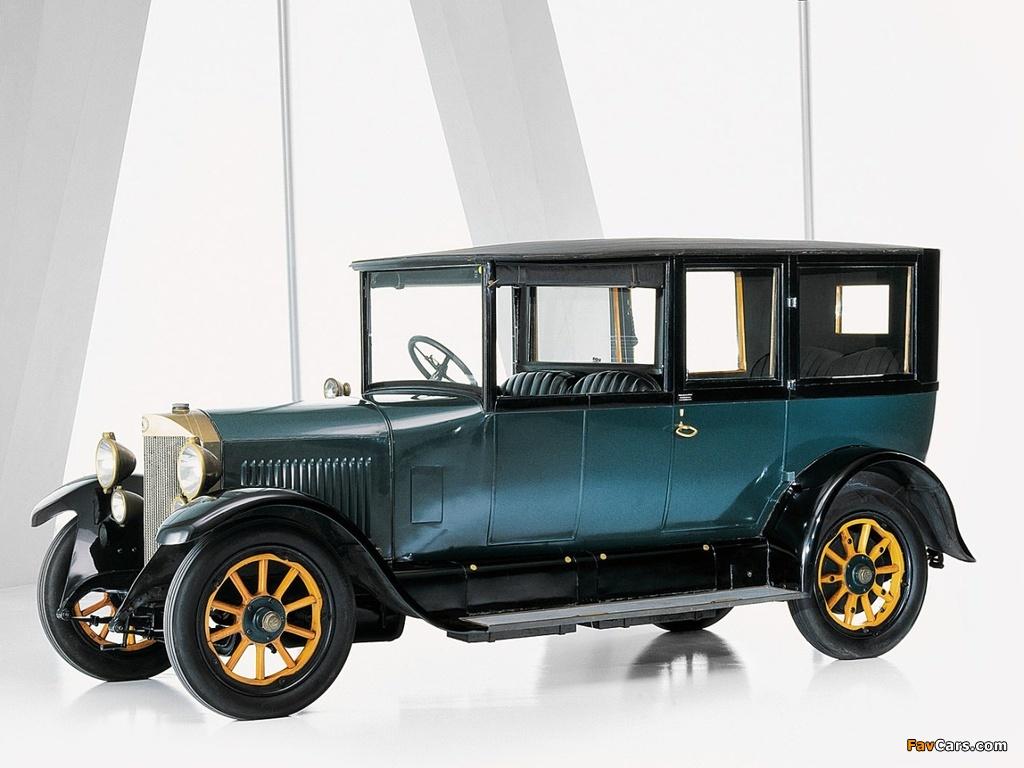 Mercedes-Benz 10/30 HP 1923 wallpapers (1024x768)