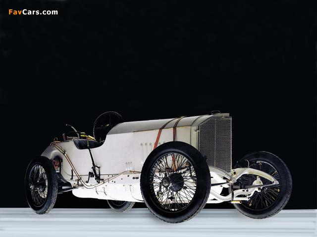 Mercedes 115 HP Grand Prix Racing Car 1914 pictures (640 x 480)