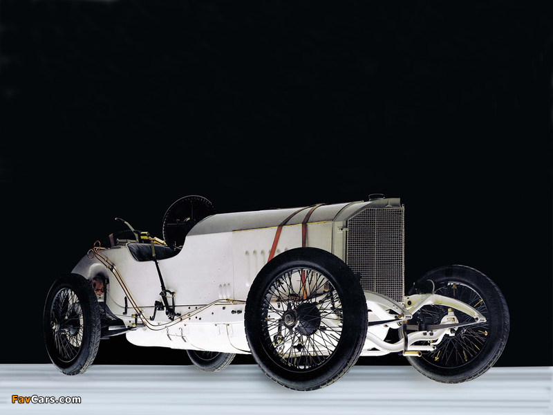 Mercedes 115 HP Grand Prix Racing Car 1914 pictures (800 x 600)