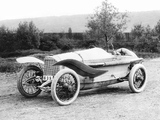 Pictures of Mercedes 115 HP Grand Prix Racing Car 1914