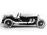 Images of Mercedes 120 HP Targa Florio Race Car 1924