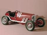 Photos of Mercedes 120 HP Targa Florio Race Car 1924