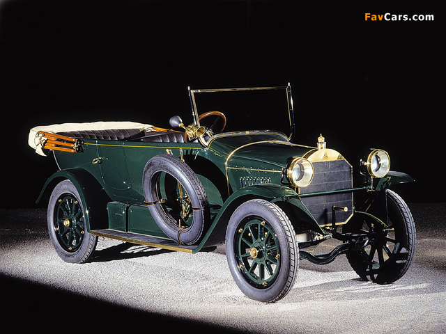 Mercedes-Benz 14/30 HP 1913 wallpapers (640 x 480)