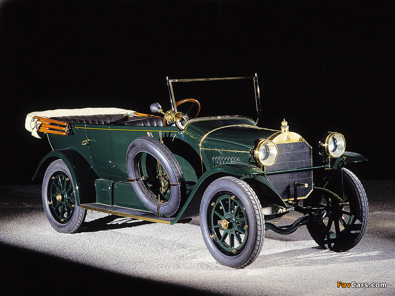 Mercedes-Benz 14/30 HP 1913 wallpapers (800 x 600)