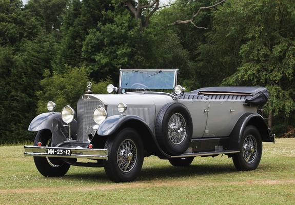Images Of Mercedes 15 70 100 Hp Tourer 1924 29