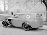 Images of Mercedes-Benz 170 V Krankenwagen (W136I) 1949–50