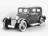 Mercedes-Benz 170 Limousine (W15) 1931 images