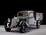 Mercedes-Benz 170 V Pickup (W136) 1946–49 wallpapers
